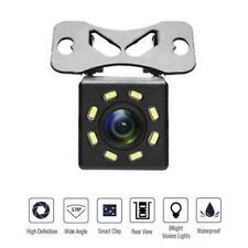 Universal 8 LED IR Car Rear View Reverse Parking Backup Camera HD Vis N990 S5W5
