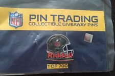 SUPER BOWL XLVIII PIN RIDDELL HELMET MACYS NY NJ 2014 NFL FOOTBALL SEATTLE LTD