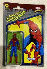 "HASBRO Marvel Legends THE  AMAZING SPIDER-MAN 3.75"" Figure RETRO Line  **NEW**"