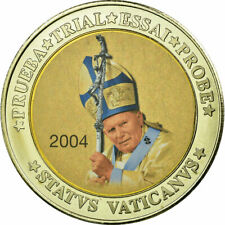 [#689525] Vaticaan, Jean-Paul II, 10 Euro, unofficial private coin, UNC-