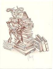 FRANCIS DIRIX: Eigen-Exlibris