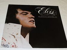 Elvis Presley He walks with Me Faith Inspiration  LP Album RARE Record vinyl