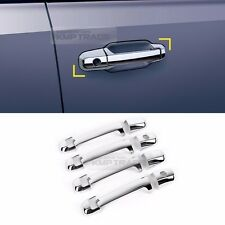 Chrome Door Catch Cover Garnish Molding Trim K417 12P For KIA 2003-2009 Sorento
