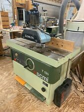 Scmi T130 Shaper With Delta Power Feed
