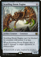 2x SCUTTLING DOOM ENGINE - Rare - Duel Deck - MTG - NM - Magic the Gathering