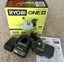 Ryobi Psp01b One 18v Compact Handheld Sprayer Charger And Battery Kit