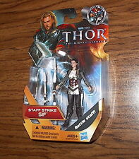STAFF STRIKE SIF Thor the Mighty Avenger! Hasbro 2011 RARE FIGURE Marvel Studios