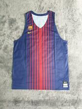 Men's Nike Barcelona Basketball Vapor Team Issue FIBA Jersey Euroleague