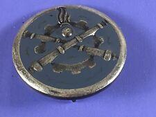 pins pin militaire ARTILLERIE BLASON