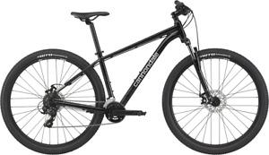 Cannondale Trail 7 Hardtail Aluminum 27.5 Mountain Bike - Small - New - Black
