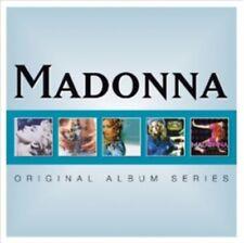 MADONNA - Original Album Series CD *NEW & SEALED*