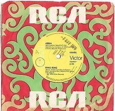 1st Edition Single Vinyl Records ABBA