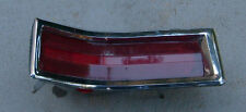 1965 Buick Special Tail Light Assembly Passenger Side.
