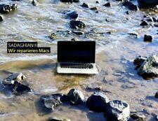 """MacBook Pro 13"""" A1278 Wasserschaden Flüssigkeitsschaden Defekt Schaden Reparatur"""
