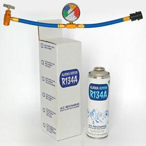 3S 500g R134a Gas flasche klimaanlage nachfüllen ihre system/ schlauch&manometer