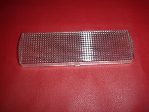 60-66 67-72 CHEVY GMC C10 K10 INTERIOR CUSTOM CLEAR COURTESY DOME LIGHT LENS