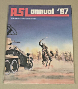 ASL Annual '97 - Avalon Hill {NEW-SEALED-SHRINK-MINT} >OOP< >VERY RARE<