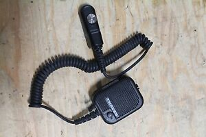 THALES HAND SPEAKER MICROPHONE 23386