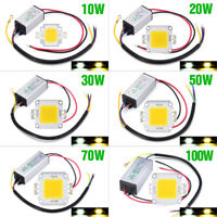 LED Chip 10W 20W30W 50W70W 100W LED Driver Alimentazione SMD da impermeabile DIY