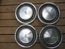 "1971 71 OLDSMOBILE 88 & 98 15"" HUBCAP HUB CAP WHEEL COVER , a set of four"