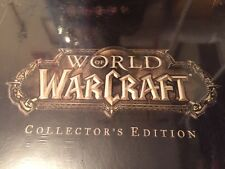 THE LAST BOX! World of Warcraft Collectors Edition Vanilla EU (NEW, sealed)