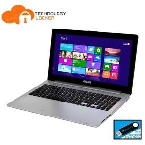 "Asus S551LB 15.6"" Touch Intel Core i5-4200U @1.60GHz 8GB RAM 500GB SSD Win 10 Nv"