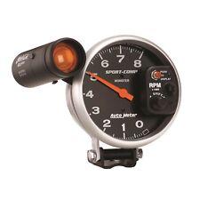 """AutoMeter 3905 Sport-Comp Shift-Lite Tach. 5"""" 8000 RPM"""