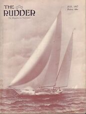 The Rudder July 1947 How To Build Nereia Part 5 032817nonDBE