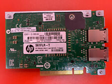 HPe 561FLR 10Gb 2 Port 10BaseT Adapter 701525-001 700697-001