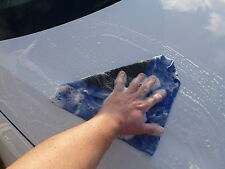 Micro fibre Clay Towel for detailing Cars, lasts longer than normal clay bars