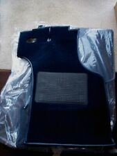 CLASSIC MORRIS MINOR BLACK LATEX BACKED DELUX CARPET SET 948/1098cc  R/H/D