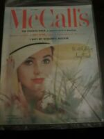 McCall's Magazine July 1958 Millie Perkins Hollywood's Newest Star (F)