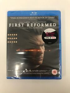 First Reformed - Blu-ray - Brand New Sealed