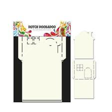 Dutch Doobadoo Card Art Template - Home 713510