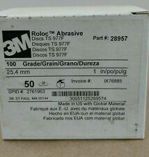 3m Roloc Abrasive Disc 1 Part No 28957