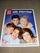 One Direction Official Annual 2013 HB book Harry Styles pop music