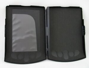 New Palm Pilot (PDA) Black Aluminum Case For Palm V, Vx (5, 5x)