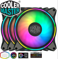Cooler Master 3IN1 Master Fan MF120 HALO ARGB 120MM PC Case Cooling LED Fan