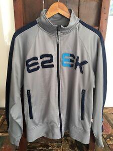 Ezekiel E2EK1EL Jumper Jacket Grey And Blue