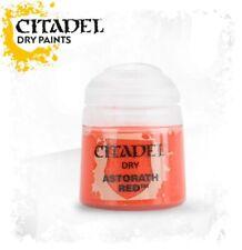 Citadel Paint - Warhammer - Dry Astorath Red  - 23-17