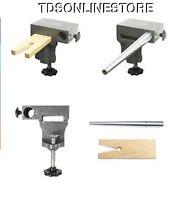 Bench Anvil Multi Tool Kit (Anvil, Ring Mandrels And Bench Pin)