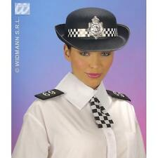 Policewoman Set Collare Cravatta Spalline COP e rapinatori FANCY DRESS ACCESSORIO