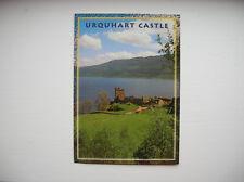 Urquhart Castle, Loch Ness. Near Drumnadrochit, Foyers, Fort Augustus etc.