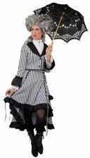 viktorianische Streifenjacke Mathilda Biedermeier Damenjacke gestreift