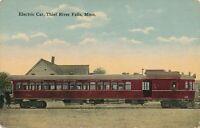 THIEF RIVER FALLS MN – Electric Railroad Car