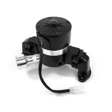 35 GPM Electric Water Pump for Chevy (SBC) Black Powder Coat HC8010BK