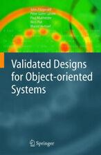 Validated Designs for Object-Oriented Systems|Gebundenes Buch|Englisch