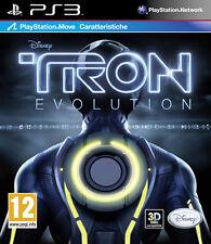 Tron Evolution PS3 Playstation 3 IT IMPORT WALT DISNEY
