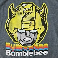 Transformers Bumblebee Men's XL T-Shirt Licensed Retro Cartoon Movie Autobots