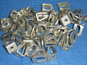 "48-REMINGTON EN-4 Eye Nuts 1/4""-20 Thread Made in USA"